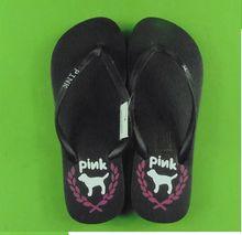 guangzhou stock baratos deslizador de eva chanclas de playa verano zapatillas de damas