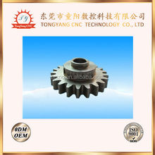 universal cnc machine metal spare parts with used cnc kit service
