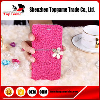 Cell phone accessories for iphone 6 plus fashion flip case
