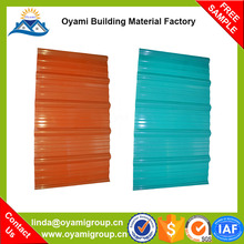 2.0mm thickness strong fire resistance one layer pvc roof sheet