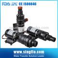 Singflo 49.2l/min de residuos de la bomba de agua/wc transferencia de residuos de la bomba