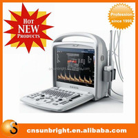Promotion at main unit and two probes/ portable color ultrasound SUN-906W