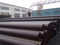 SCH40 ERW CARBON STEEL LINE PIPES/TUBES