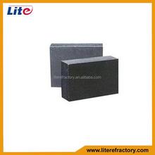 Corundum Based Refractory Anti Erosion Alumina Magnesia Carbon Ladle Brick for Steel Industry