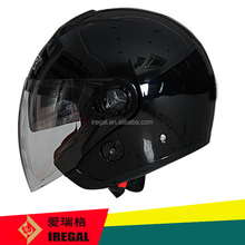 Protective Half Face ABS Motorcycle Half Face Helmet DOT ECE Approved
