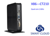 China Supplier Lunix/window/ Lowest Price Thin Client CT210