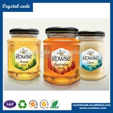 Avery etiquetas usps folha de impressão de etiquetas 10 ml frasco de esteróides mel etiqueta para garrafa de mel