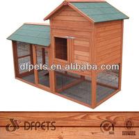 Super cheap Rabbit Breeding hutch DFR-063