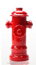 fire hydrant shaped bottle N007