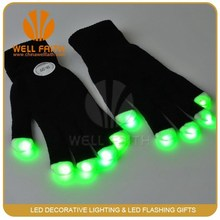 Flashing Light Party LED Glove,Cheering Gloves for Carnival