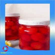 China best fresh sour cherry in can