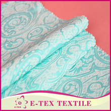 China wholesale Custom Woven polyester jacquard fabric