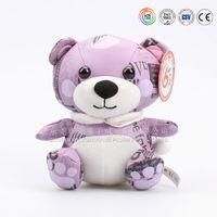 China ICTI OEM factory plush mini cute bear toys
