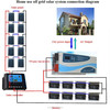 Whole house off grid home solar power system for small house