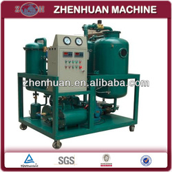 High efficiency insolution oil treatment plant