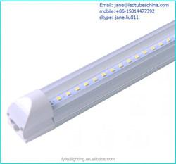 2015 UL DLC 18w 4ft t8 integrated led light