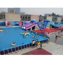 inflatable water amusement park desktop basketball game