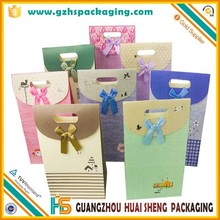 Personalized wedding sugar packaging paper bag&wedding paper bag