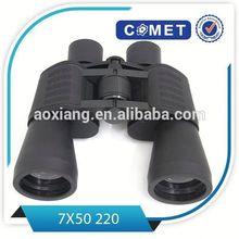 2015 newest 7x50 fashion binoculars,protective rubber covering binoculars