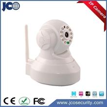 720P support 32gb IR 10m PTZ WPS 2.4g wireless baby monitor kit