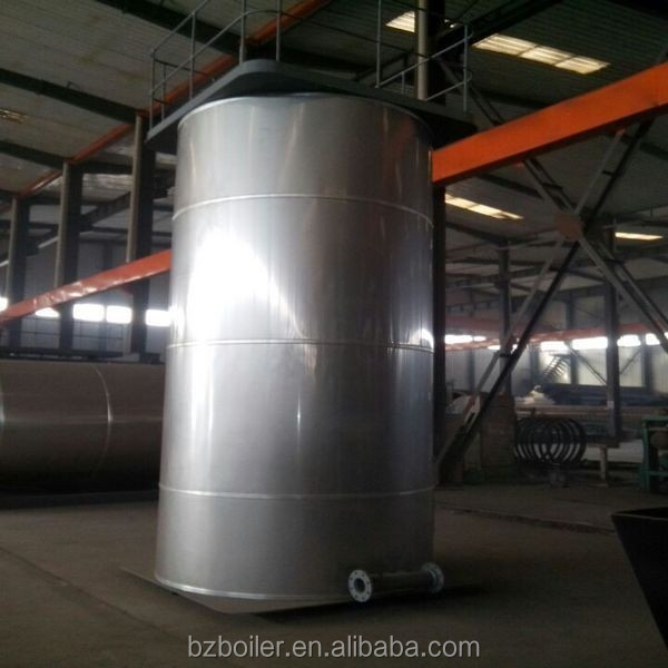 Coil For Oil Boiler ~ Yqlvertical gas fired coil type thermal oil boiler