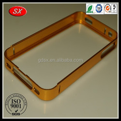 aluminum machining iphone 5 case ,Mobile phone frame by cnc milling machine made