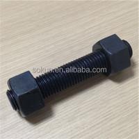 stud bolt standard size black color