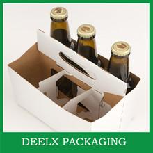 Box With Handle Cardboard Corrugated 3 5 Layers