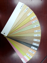 50MM Paulownia Wooden Blinds Slat TC-PWS-001