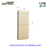 Wholesale all sorts of color of mobile power supply , portable power bank with FCC CE ROHS passed 2015 hot new products.