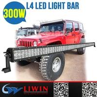LW High lumen 9-32V Curved straight Led Light Bar Off Road new product wrangler