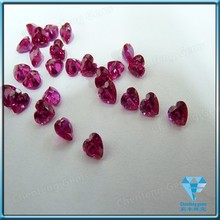 heart shaped ruby 8#