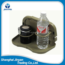 baby plastic car snack tray with cup holder exported to EU