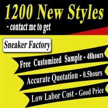 Healthy model flying knit free run 4.0 sneaker