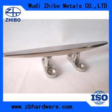 china supplier mirror polished stainless steel cleat