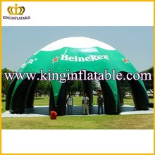 10mDia Outdoor Advertising Inflatable Tent, Inflatable Canpoy Air Dome For Sale