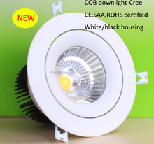 high power 30w cob led ceiling light dimmable LED Downlight 5w dimmable CREE COB 5w-50w