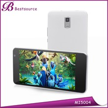5inch black/ white 1GB+8GB android mobile phone