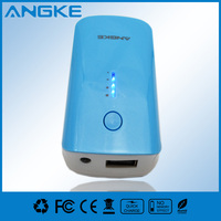 hot sales move power supply 5200mah with led light