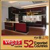 European standard free CAD 3D-MAX high gloss finish kitchen cabinet