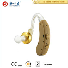 Micro BTE Amplifier sound VHP anti-noise hearing aids prices