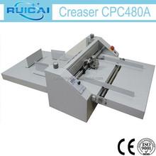 CPC480A Auto Feeding Heavy Duty Paper Creasing Machine