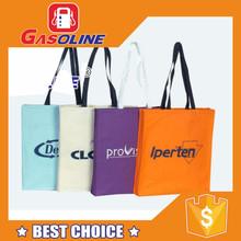 Factory supplied handmade drawstring backpack bag