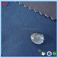 water and oil repellent fabric for protective work clothing