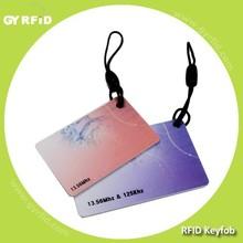 KEP U CODE HSL GEN2 rfid keychains tag for alarm system ( GYRFID )