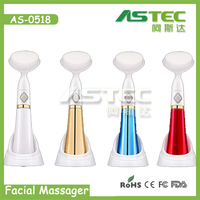 Beautiful Hot Sale hot selling plastic soft facial deep pore cleaning face brush