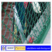 ISO:9001 2015 low price alibaba China factory directly sale cattle chain link fence