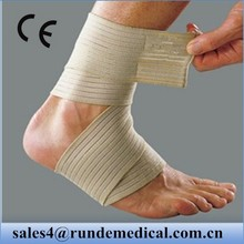 runde medical elastic ankle wrap brace support ankle support