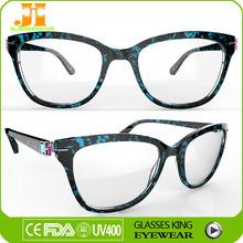 The latest fashion glasses frame, promotional discount eyeglasses in shenzhen china