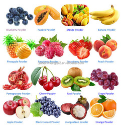 Hot sale high quality 100% water soluble pure fruit flavor powder